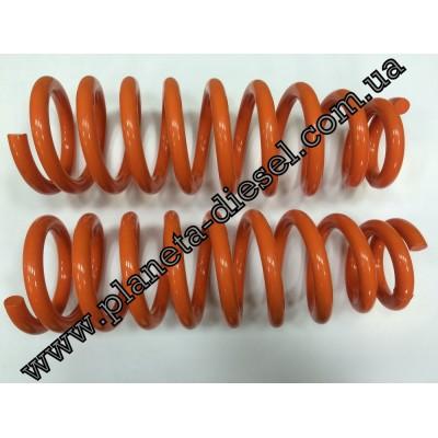 Пружины передние (усиленные) - 012035