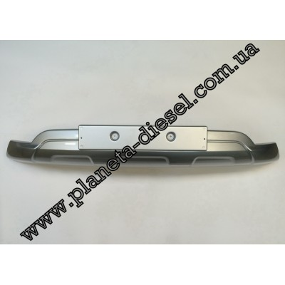 Накладка переднего бампера - 09AP034510