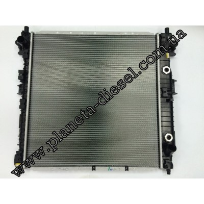Радиатор охлаждения A/T4 , A/T6 - 2131031231