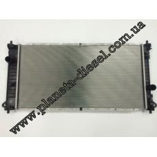 Радиатор охлаждения двигателя МКПП