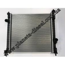 Радиатор охлаждения G16F МКПП