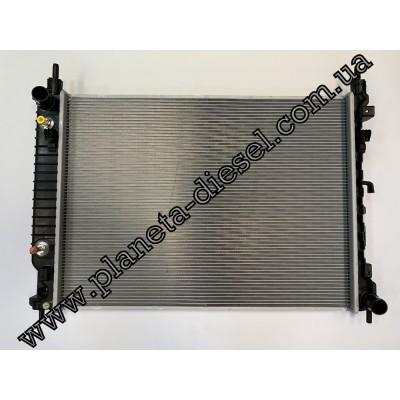 Радиатор охлаждения 2.2D АКПП