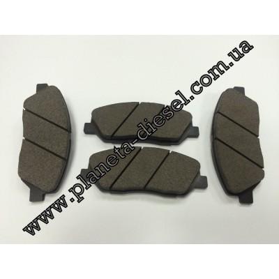 Колодки тормозные передние - 48130341A0