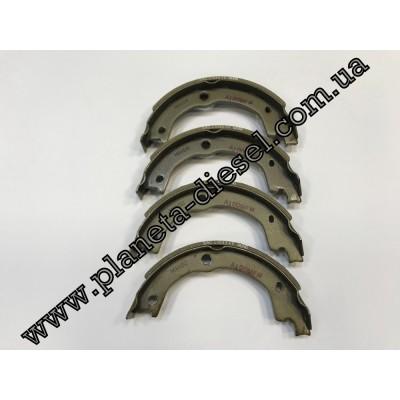 Колодки стояночного тормоза MultiLink - 4833A21000