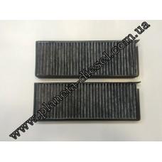 Фильтр салонный (угольный)