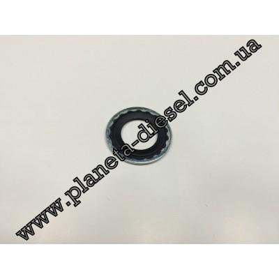 Прокладка трубки кондиционера с металлическим ободком