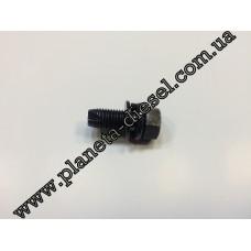 Болт крепления скобы втулки стабилизатора заднего