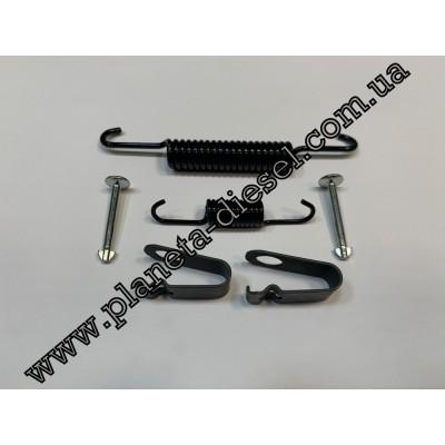 Комплект пружин стояночного тормоза - 96626087