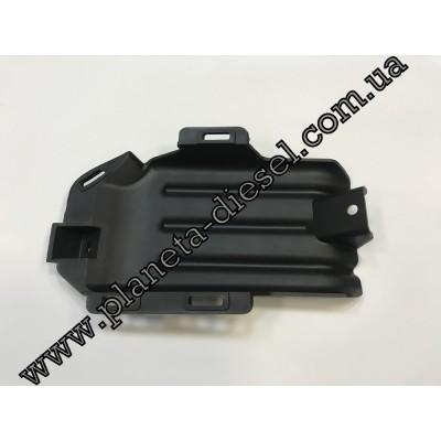 Направляющая переднего бампера левая - 96800804