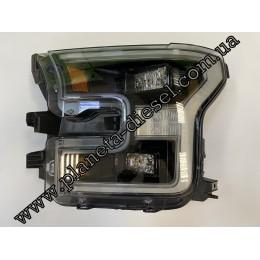 Фара передняя левая LED